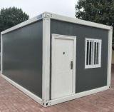 Rockwool Сэндвич панели сегменте панельного домостроения 20 футов 40-футовом контейнере питателя