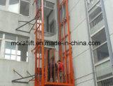 Hydraulischer zwei Mast-vertikaler Aufzug