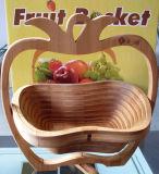 대나무 과일 바구니 (0172 파인애플)