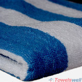 Grote Terry Stripe Beach Towel