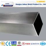 Tube carré Polished 304 d'acier inoxydable d'AISI