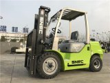 Snsc carrello elevatore diesel del blocchetto da 3 tonnellate in Algeria