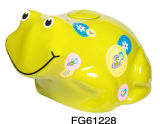 音(FG61228)が付いているFroggyの貯金箱
