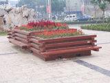 Madeira serrada plástica de Furnitureastic do jardim de PlWood