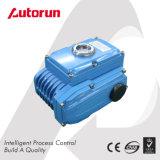 Квартальный электрический силовой привод поворота для шарикового клапана и клапан-бабочки