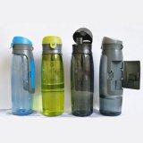 Самая новая бутылка пластмассы ясности бесплатной раздачи Promotinal конструкции