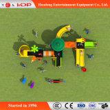 カスタマイズされたシリーズ子供の屋外の運動場装置(HD17-008)