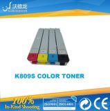 Nuevo modelo Sam Clt 809s de la copiadora de Bk Toner para uso en la Clx-9201n/9251C9251n/d na