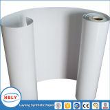 Moulage auto-adhésif de garniture intérieure étiquetant les papiers synthétiques