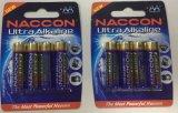 Trockene Batterie der AA-Batterie-nicht wiederaufladbare Primärbatterie-Lr6 1.5V