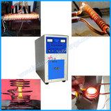 Metallheizungs-Induktions-heiße Schmieden-Maschine für Muttern - und - Schrauben Herstellung (Video nach innen)