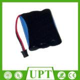 コードレスフォンのためのNICD 3.6V 300mAh AAの充電電池またはセルパック