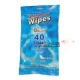 Toalhetes de papel higiénico