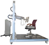 Instrumento do teste do espaldar da cadeira do escritório do equipamento de escritório eletrônico
