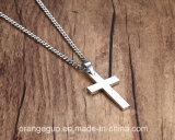 メンズ十字の吊り下げ式のネックレスの金属のリンク・チェーンのネックレス