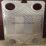 El material del acero inoxidable 316L/304 platea los recambios para el cambiador de calor de la placa de la junta