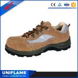 Het Schoeisel van de Veiligheid van de Neus van het Staal van het merk, de Schoenen Ufa099 van het Werk van Mensen