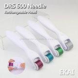 Drs. 600 Beschikbare OEM van de Rol van Derma van het Titanium van het Roestvrij staal van Naalden