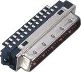 CEN-Tipo conetor fêmea do SCSI 36p de 1.27mm