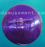Zapatos personalizados hinchable PVC colorido poca bola de agua