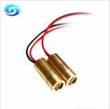 808nm 810nm IRL de Infrarode 60MW Module van de Generator van de Lijn van de Diode van de Laser