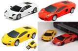 Plastic / PVC / Metal / Mini Car USB Flash Drive (EG101)