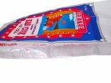 Sacco trasparente del sacchetto tessuto pp del riso basmati di alta qualità