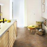 台所のためのビニールのタイルのフロアーリング