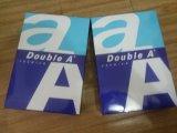 Het Maagdelijke Materiële A4 Document van uitstekende kwaliteit van het Exemplaar