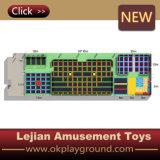 Het grote Park van de Trampoline van het Ontwerp van de Grootte Nieuwe voor Kinderen (b1501-3)