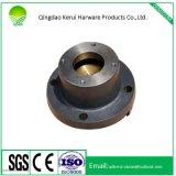 Les pièces d'usinage CNC routeur en tournant les pièces de métal