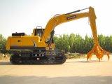 Средняя землечерпалка Crawler размера с выпускником Bd150