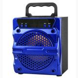 Kleine Houten Spreker met Bluetooth met Licht en FM