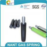 Resorte telescópico del pistón del gas de la compresión para la silla de eslabón giratorio