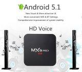 De androïde 5.1 Amlogic S905 Mxq PRO4K 1+8g Doos van TV