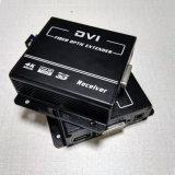 1080P DVI Extender Over Fiber com teclado e mouse Extender Kvm Suporta DVI e HDMI V1.4 (DVI-2000)