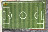 Gazon artificiel durable du football avec l'essai de la CE de GV pour la compétition globale