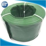 Layflat PVC flexible de suministro de agua de pozo profundo para el riego por goteo