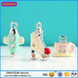 2015 새로운 형식 Jewellry 공장 도매 모조 다이아몬드 단화 매력