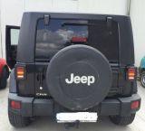 Fanale posteriore del LED per il Wrangler Jk della jeep