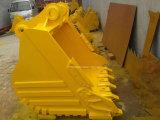 Cubeta padrão da rocha das peças sobresselentes da máquina escavadora de Doosan Hitachi Volvo