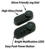 2000m de Hoofdtelefoon van de Helm van de Intercom van Bluetooth van de Motorfiets met FM, PTT