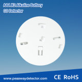 Peaswayの小型サイズの一酸化炭素検知管Coの探知器CoアラームPw913