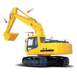 A Hitachi Hyva Escavadeira do Cilindro da Caçamba Unidades Hidráulicas/braço/Cilindro Hidráulico da Lança