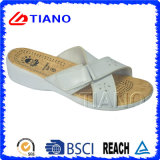 Footbed comodo Lady EVA Beach Slipper per Casual Walking (TNK20081)