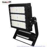 Precio competitivo, fábrica de accesorios de luz LED campo Deporte Deportes el Estadio de Tenis de luz LED de luz LED de iluminación de alto mástil foco LED