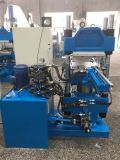 Prensa Hidráulica Máquina Vulcanizer Borracha de Laboratório