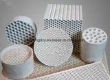 Chauffage céramique Honeycomb Honeycomb en céramique pour four de chauffage