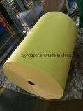 Filtre à air de l'automobile de papier pour papier filtre qualitatif Heavy Duty