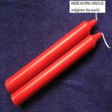 Fabricante blanco de Reall de la vela de la combustión de Housesale 45g del precio de fábrica del palillo largo de la duración